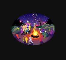 Nintendo Pikmin and Olimar Campfire Unisex T-Shirt