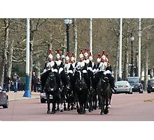 Household Cavalry Photographic Print