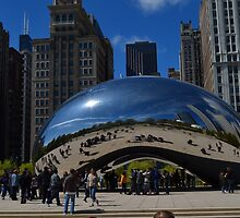 The Chicago Bean by Jonathan Stafford