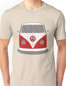 VW Splitwindow Kombi Front T-Shirt