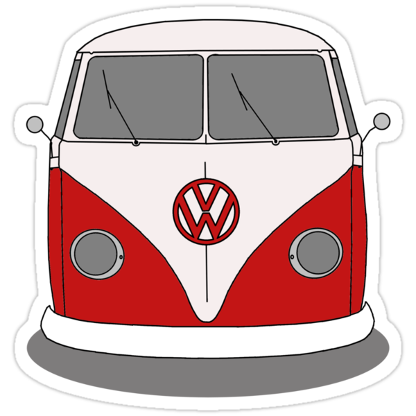VW Splitwindow Kombi Front by frenzix