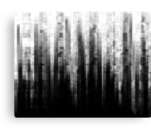 Broken Pixels Canvas Print