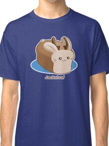 Cute Pun: Jackalope Bread Loaf Classic T-Shirt