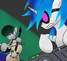 Conflicting Genres by ScratchShack