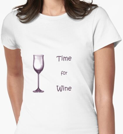 Time for Wine T-Shirt