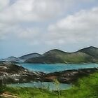 English Harbour, Antigua by John Edwards