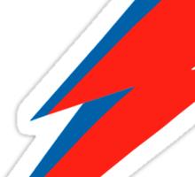 Bowie Bolt Sticker