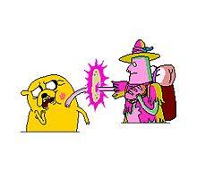 Jake & The Magician  by MonHood