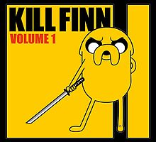 Kill Finn by MonHood