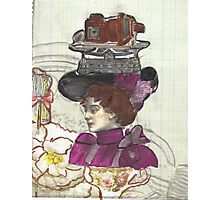 SteamPunk Tempest In A TeaCup Photographic Print