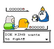 Ice king wants to fights ! by MonHood