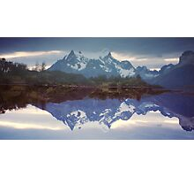 Torres Del Paine National Park Photographic Print