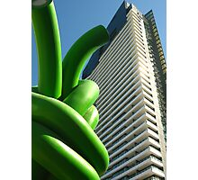 Knotted Perspective Photographic Print