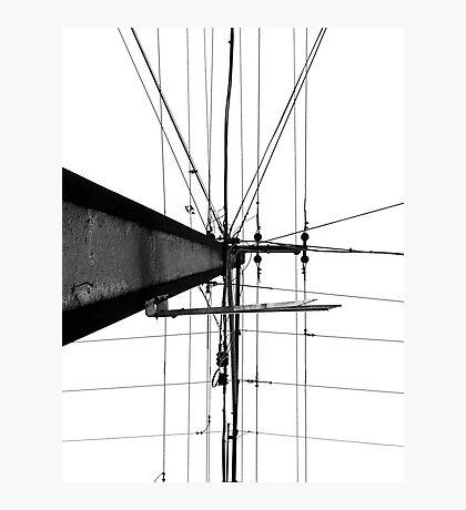 Powered Photographic Print