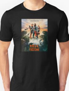 Hell Comes To Frogtown Poster Artwork T-Shirt