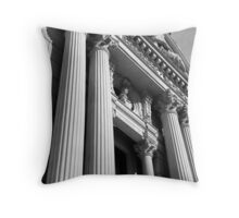 No. 3, Opera de Paris (Vegas) Throw Pillow