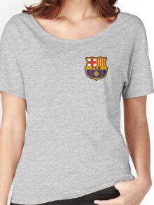 BARCELONA BARCA Women's Relaxed Fit T-Shirt