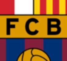 FCBarcelona Sticker
