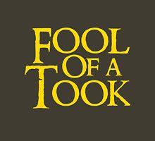 Tookish Fools Golden Unisex T-Shirt