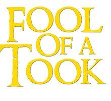 Tookish Fools Golden by John Kelly