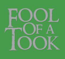 Tookish Fools Kids Tee