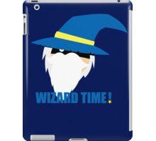 WIZARD TIME! iPad Case/Skin