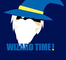 WIZARD TIME! by CrumpetKing