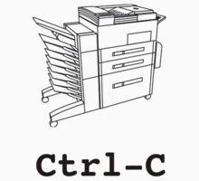 Ctrl-C Kids Clothes