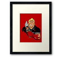 Slayer of Henchmen Framed Print