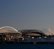 Seattle by EvanJT