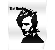 The Doctor - Smith Poster