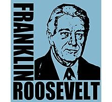 FRANKLIN D. ROOSEVELT Photographic Print