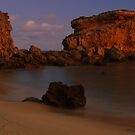 Sunset Rock by KeepsakesPhotography Michael Rowley