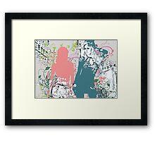 BELLE DE JOUR Framed Print