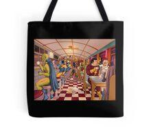 The Nite Owl Diner Tote Bag