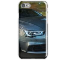 Audi RS5 and RS4 iPhone Case/Skin