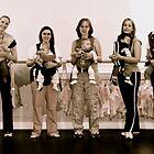 dangling babies by lucamaphoto