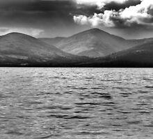 Loch Lomond View by Emily Faulkner