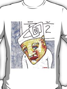 Crying Boy T-Shirt