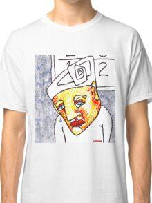 Crying Boy Classic T-Shirt