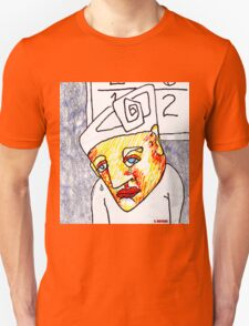 Crying Boy T-Shirt