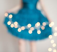 Girl in a Blue Dress No. 2 by AineKendall