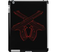 THE DUCK HUNT SYMBOL iPad Case/Skin