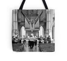 Choir Practice Tote Bag