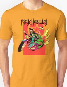 psychobilly ride T-Shirt