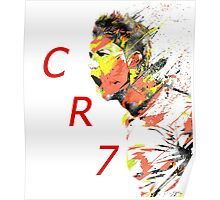 CR7 Poster