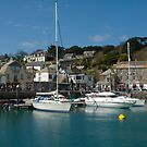 Padstow Harbour II by GlennRoger