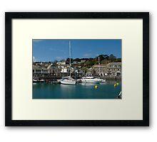 Padstow Harbour II Framed Print