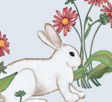 Spring Rabbit Sticker