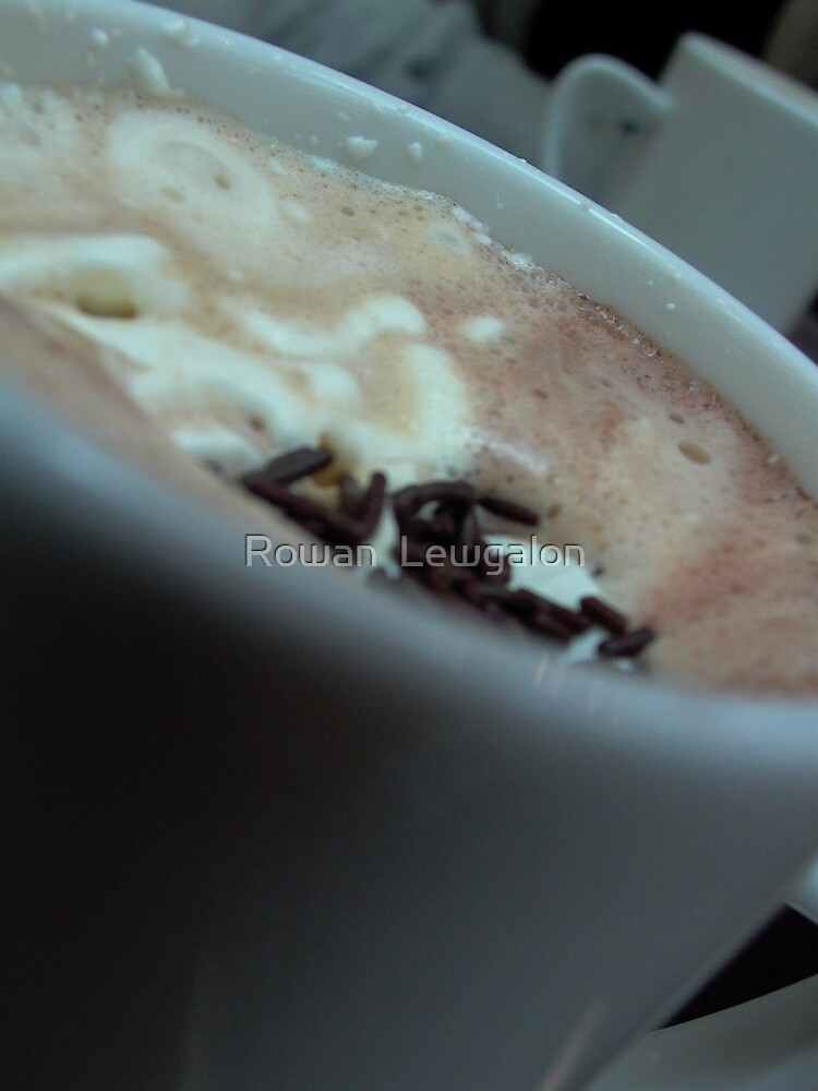 Chocolate Macchiato by Rowan  Lewgalon
